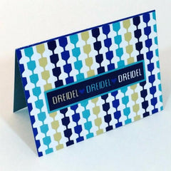 Dreidel, Dreidel, Dreidel Hanukkah Card Single by ModernTribe - ModernTribe