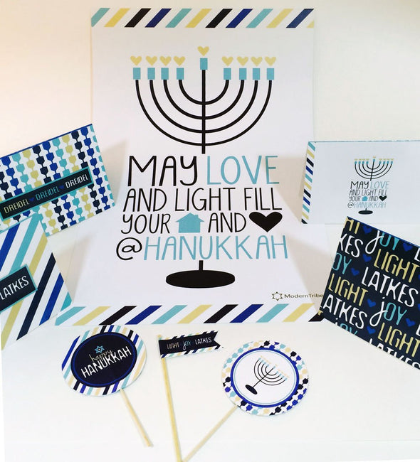 May Love & Light Poster - Wholesale - Set of 6 - ModernTribe