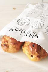 Challah Shapes Kitchen Towel / Challah Cover