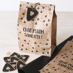 Mishloach Manot Kit, Packaging + Gift Tags