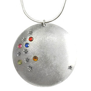Genesis: And Then There Were Stars Necklace by Neta - ModernTribe - 1