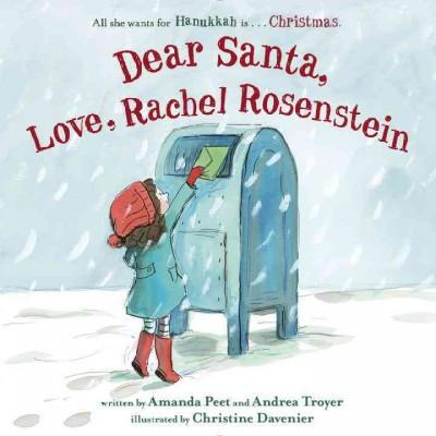 Dear Santa, Love, Rachel Rosenstein - Ages 6 to 7 by Baker & Taylor - ModernTribe