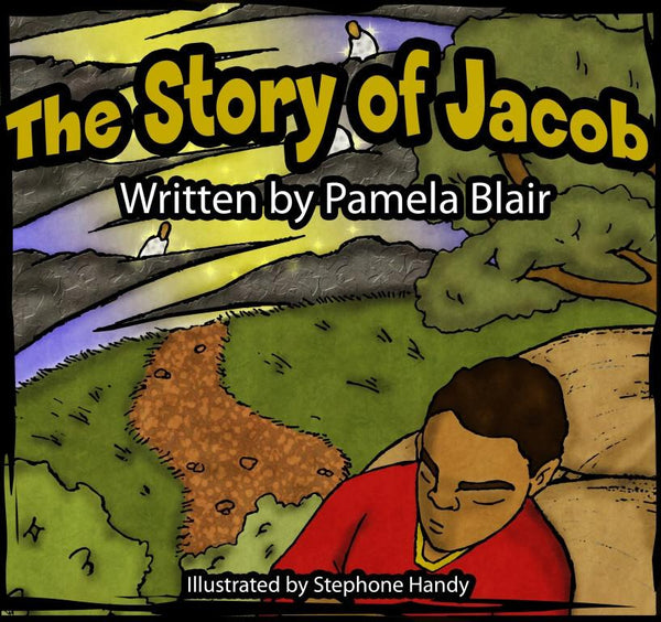 eyeseeme Book The Story of Jacob Story Book