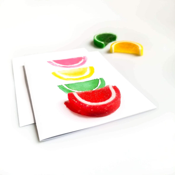 Passover Jellies Greeting Cards - Set of 5