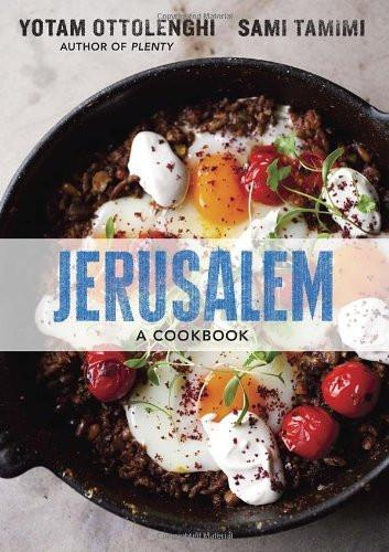 Baker & Taylor Cookbook Jerusalem: A Cookbook by Yotam Ottolenghi