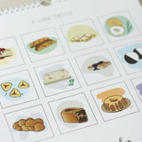 Jewish Bakery - Jewish Wall Calendar by Chai and Home - ModernTribe - 1