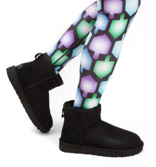 Adult Dreidel Leggings