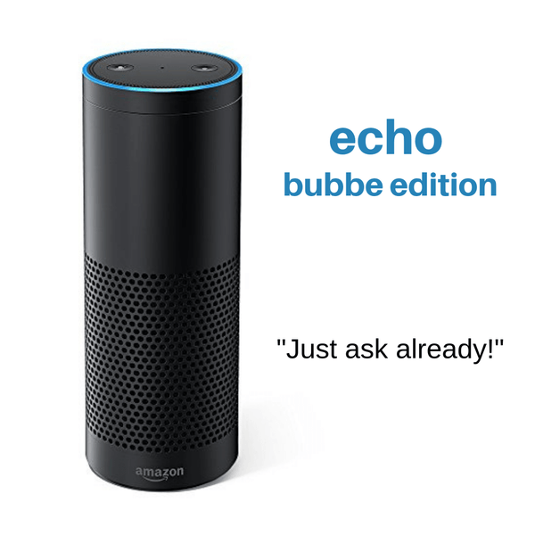 ModernTribe Desk or Office Accessory Echo: Bubbe Edition