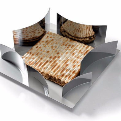 Modular Magnetic Matzah Plate - Large by Laura Cowan
