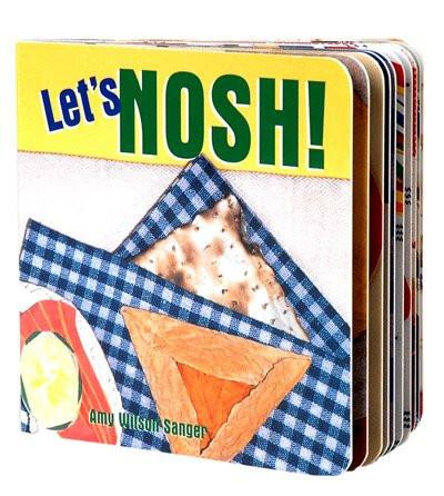 Let's Nosh Book by Baker & Taylor - ModernTribe