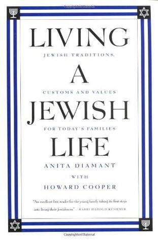 Living a Jewish Life by Anita Diamant by Baker & Taylor - ModernTribe