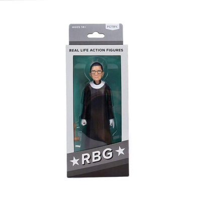 FCTRY Toy Ruth Bader Ginsburg Action Figure