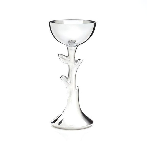 Tree of Life Kiddush Cup by Nambé