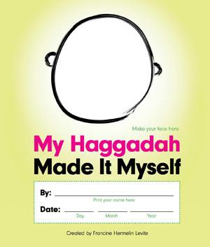 My Haggadah: Made it Myself by Other - ModernTribe - 1