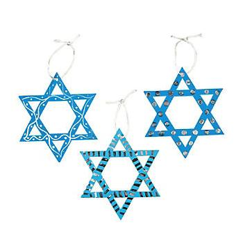 Magic Scratch Star of David - Ages 3 to 9 by Fun Express - ModernTribe - 1