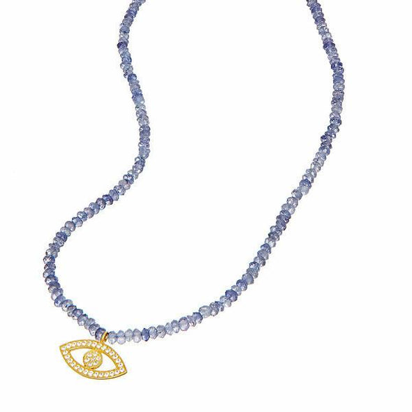 Sugar Rox Evil Eye Necklace