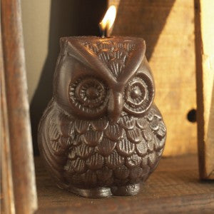 What A Hoot - Owl Candle by Other - ModernTribe