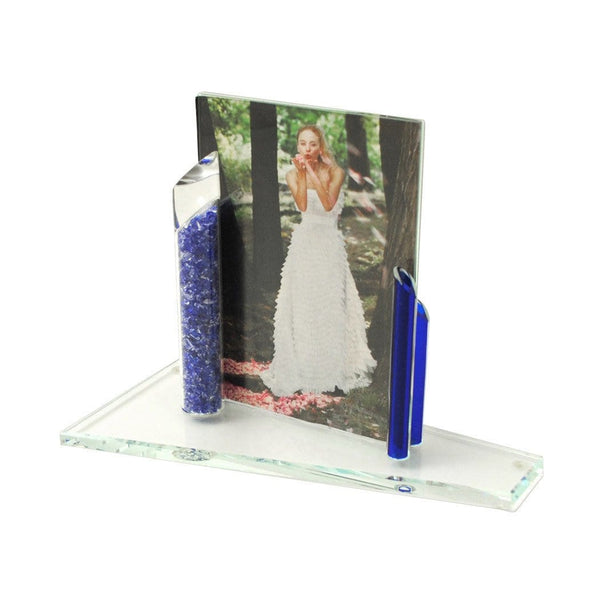 Shardz Picture Frame Shardz Picture Frame 8x10 or 5x7 for Wedding Smash Glass