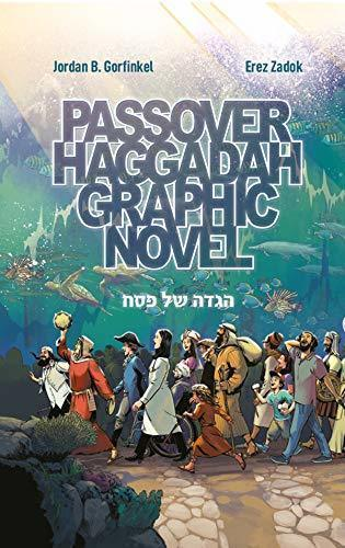Other Book Passover Haggadah Graphic Novel