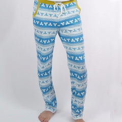 Men's Hanukkah Pajama Pants by Geltfiend - ModernTribe - 1