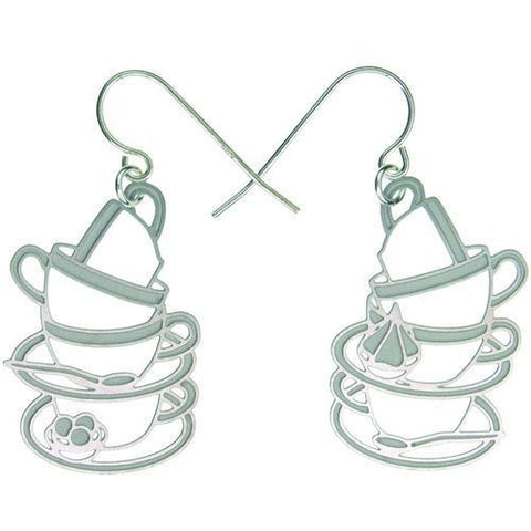 Tea Party Earrings by Polli by Polli - ModernTribe - 1