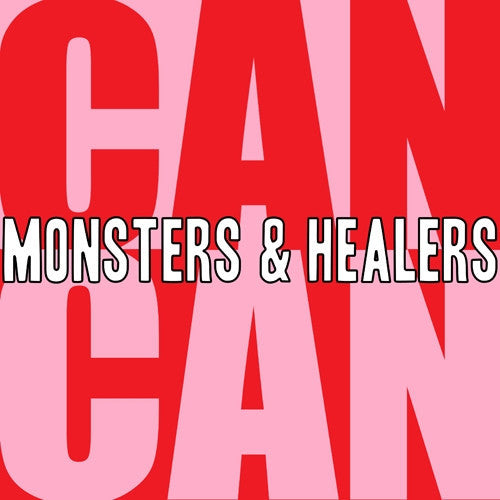 PunkTorah CD Can!!Can Monsters & Healers CD