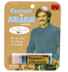 Convert to Judaism Instantly Breath Spray by Blue Q - ModernTribe