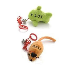 Catnip Toys | Lox or Mouse by Copa Judaica - ModernTribe
