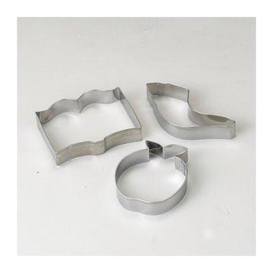 Rosh Hashanah Metal Cookie Cutters by Rite Lite - ModernTribe - 2