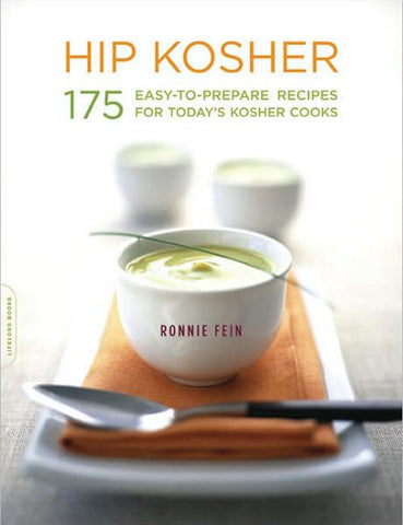 Hip Kosher Cookbook by Baker & Taylor - ModernTribe