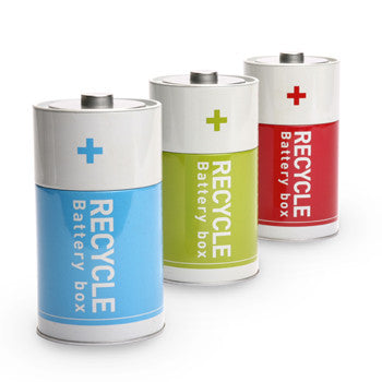 Battery Box For Recycling by Monkey Business - ModernTribe - 1