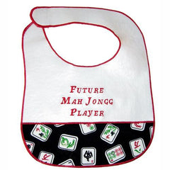 Future Mah Jongg Player Bib by Davida - ModernTribe