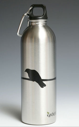 Eco-Friendly Bird Water Bottle | 20 oz. by Earthlust - ModernTribe