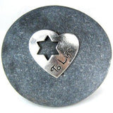 Heart Rock | Bereavement Gift by Whitney Howard Designs - ModernTribe - 1