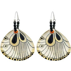 Butterfly Earrings by Orna Lalo by Orna Lalo - ModernTribe