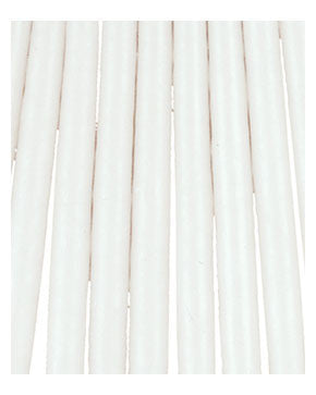White Tapered Hanukkah Candles by Other - ModernTribe - 1