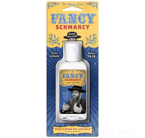 Fancy Schmancy Hand Sanitizer by Blue Q - ModernTribe - 1