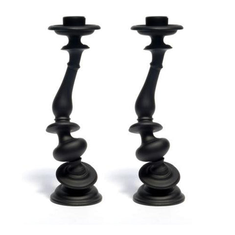 Distortion Candlesticks by Areaware - Pair of 2 by Areaware - ModernTribe - 1