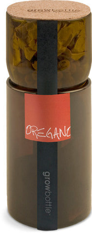 Oregano Grow Bottle - Winner of Eco-Choice Award! by Pottingshed Creations - ModernTribe - 1