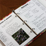 Rag & Bone Bindery Recipe Journal by Rag and Bone Bindery - ModernTribe - 2