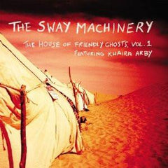 The Sway Machinery - The House of Friendly Ghosts - Book + CD by JDub - ModernTribe