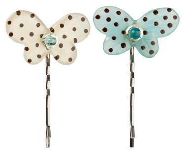 Orna Lalo Butterfly Hair Pins by Orna Lalo - ModernTribe