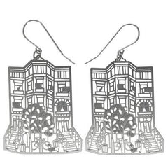 Brooklyn Earrings by Polli by Polli - ModernTribe - 1