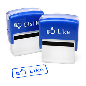 Like & Dislike Stamp Set by Other - ModernTribe