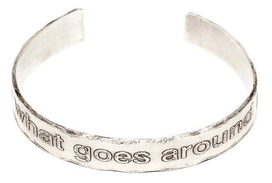What Goes Around, Comes Around Cuff Bracelet - ModernTribe