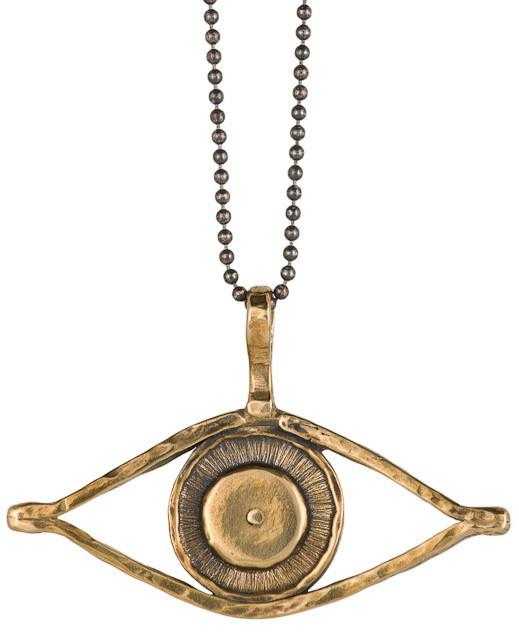 Eye Necklace by Marla Studio by Marla Studio - ModernTribe - 1