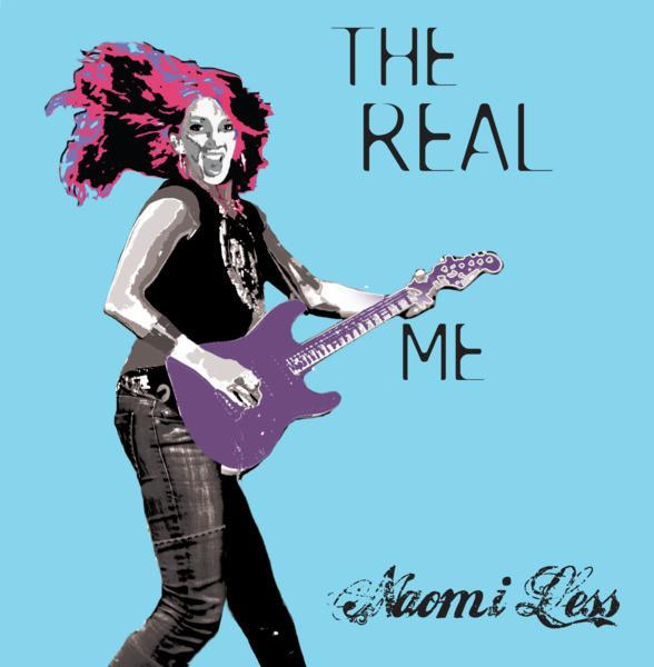 Naomi Less -- The Real Me CD by Other - ModernTribe