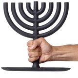 Wrought Iron Menorah by Areaware by Areaware - ModernTribe - 3