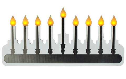 Hanukkah Electronica -- Mini LED Menorah by Other - ModernTribe - 1