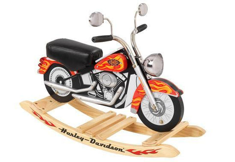 Harley-Davidson Motorcycle Rocker by KidKraft by Kid Kraft - ModernTribe - 1